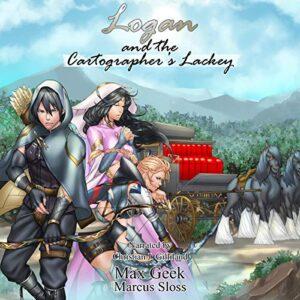 Logan and the Cartographers Lackey