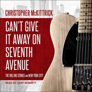 Cant Give It Away on Seventh Avenue