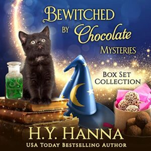 Bewitched by Chocolate Mysteries