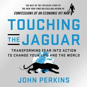 Touching the Jaguar
