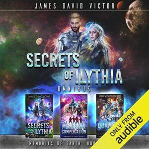 Secrets of Ilythia Omnibus