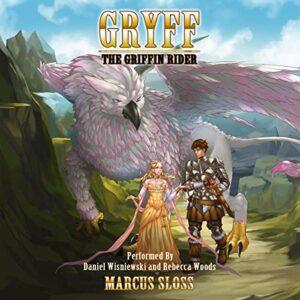 Gryff the Griffin Rider