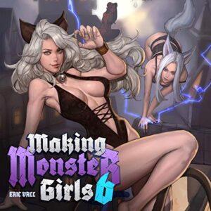 Making Monster Girls 6