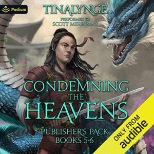 Condemning the Heavens: Publishers Pack 3