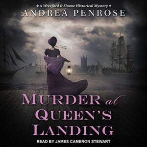 Murder at Queens Landing