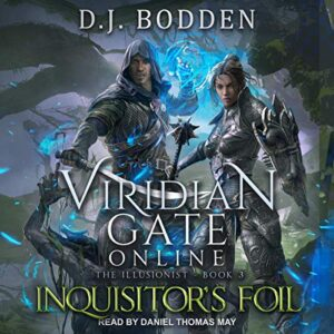 Viridian Gate Online: Inquisitors Foil