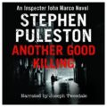 Another Good Killing: Inspector John Marco, Book 2