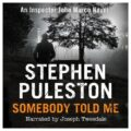 Somebody Told Me: Inspector John Marco, Book 3