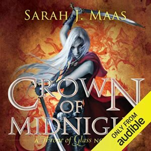 Crown of Midnight: Throne of Glass, Book 2