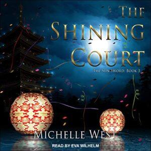 The Shining Court: Sun Sword Series, Book 3