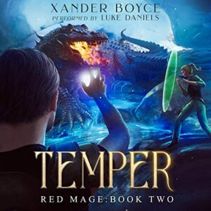 Temper: Red Mage, Book 2