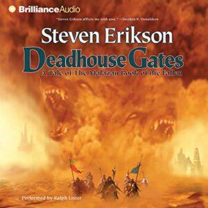 Deadhouse Gates: The Malazan Book of the Fallen, Book 2