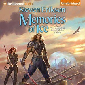 Memories of Ice: The Malazan Book of the Fallen, Book 3