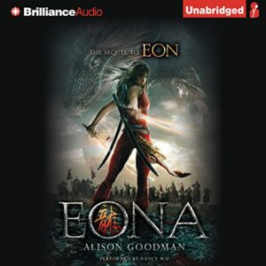 Eona: The Last Dragoneye: Eon, Book 2