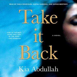 Take It Back: A Novel