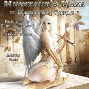 Minotaurs Maze of Monster Girls 2: Maidens of Mixonia, Book 2