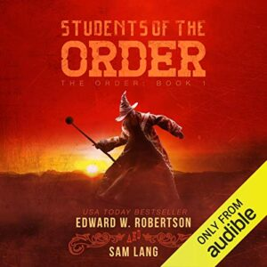 Students of the Order: The Order, Book 1