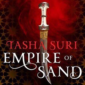 Empire of Sand: The Books of Ambha, Book 1