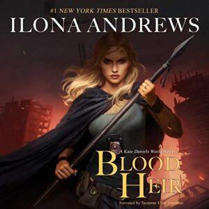 Blood Heir: Kate Daniels World, Book 1
