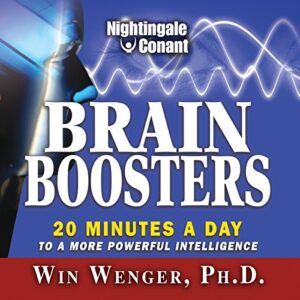 Brain Boosters: 20 Minutes a Day to a More Powerful Intelligence