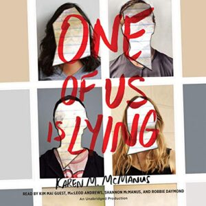 One of Us Is Lying: One of Us Is Lying, Book 1