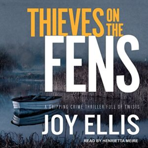 Thieves on the Fens: DI Nikki Galena Series, Book 8