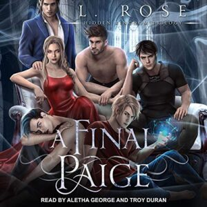 A Final Paige: Hidden Kingdom Trilogy, Book 3