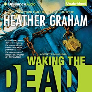 Waking the Dead: A Cafferty and Quinn Story, Book 2