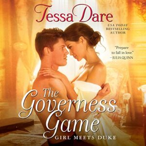 The Governess Game: Girl Meets Duke Series, Book 2