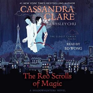 The Red Scrolls of Magic: The Eldest Curses, Book 1