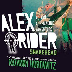 Snakehead: Alex Rider, Book 7