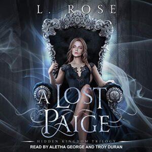 A Lost Paige: Hidden Kingdom Trilogy, Book 2