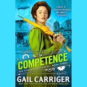 Competence: The Custard Protocol, Book 3