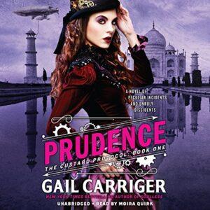 Prudence: The Custard Protocol, Book 1