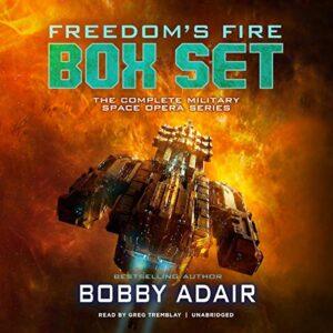 Freedoms Fire Box Set