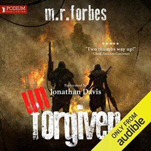 Unforgiven: The Forgotten Series, Book 3