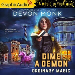 Dime A Demon [Dramatized Adaptation]: Ordinary Magic, Book 5