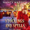 Stockings and Spells: Vampire Knitting Club Series, Book 4