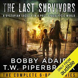 The Last Survivors Box Set