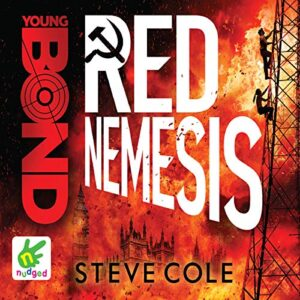 Red Nemesis: Young Bond, Book 9