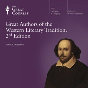 Great Authors of the Western Literary Tradition