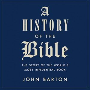 A History of the Bible