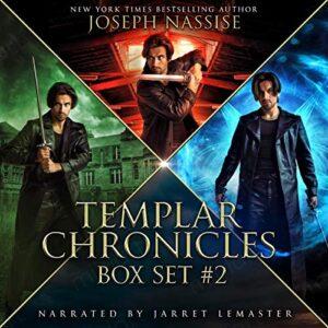 Templar Chronicles Box Set #2