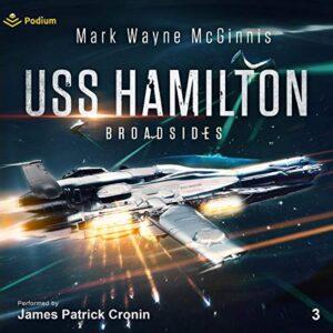 USS Hamilton - Broadsides