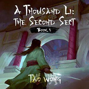 A Thousand Li: The Second Sect, Book 5