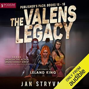The Valens Legacy: Publishers Pack 8
