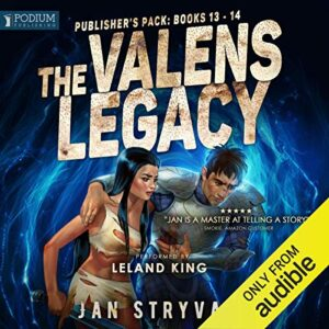 The Valens Legacy: Publishers Pack 7