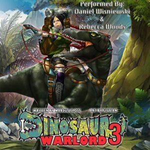 Dinosaur Warlord 3