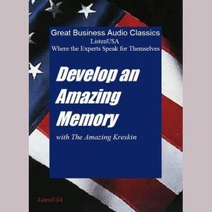 Develop an Amazing Memory