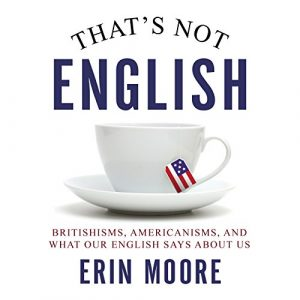 Thats Not English